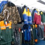 Ткань для спец.одежды российского и импортного производства.