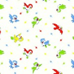 5087-1 Птички