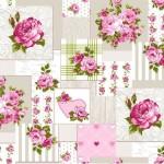 570-4 Печворк роз.