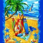 657-1 Пляж