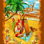657-2 Пляж
