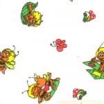 157-1 Пчелки