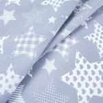 1683-17 Звезды серый
