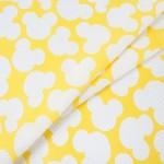 1717-8 Микки Маус желтый