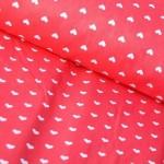 1746-20 Сердечки красный