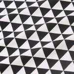 1773-25 Треугольники черный