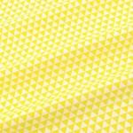 1773-8 Треугольники желтый