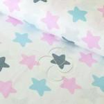 1798-1 Прянички трехцветные розовый