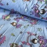 1805-1 Маленькие принцессы голубой