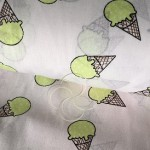 1812-1 Мороженое салатовый