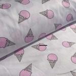1812-2 Мороженое розовый