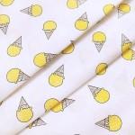 1812-8 Мороженое желтый