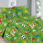 1878-1 Футбол зеленый