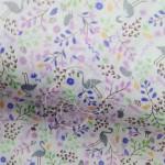 2136 Фламинго в цветах