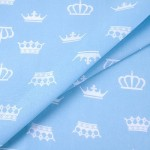 368-3 Корона голубой