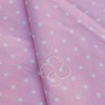 388-2 Горошек розовый