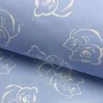 393-3 Мишки голубой