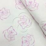 393А-2 Мишки бз розовый
