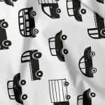 7256-1 Машинки черно-белые