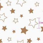 7860-3 Звездочки б-з шоколад
