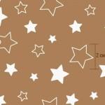 7957-3 звездочки шоколад