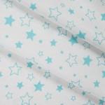 8060-2 Звезды бирюз бз