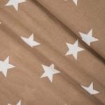 8129-34 Крупные звезды кофе грунт