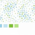 9318 Летние бабочки зеленые