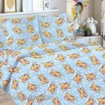 Сонные Мишки голубые